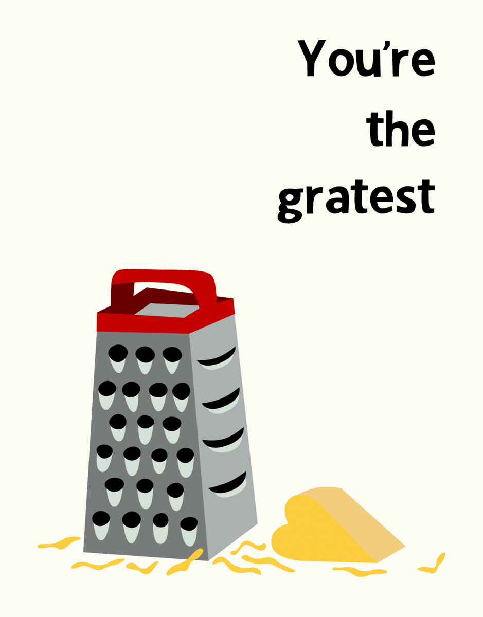 Grater Love