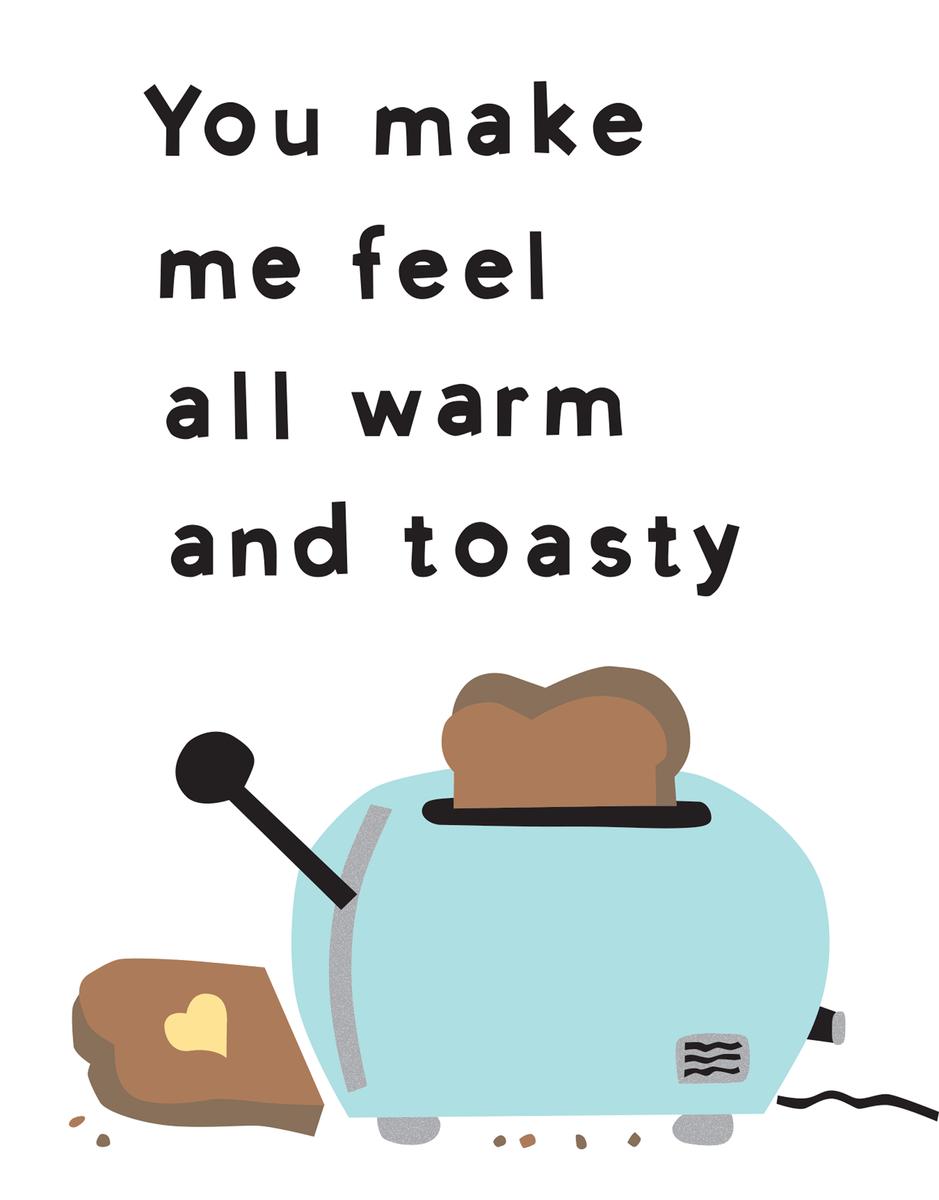 Toaster Love