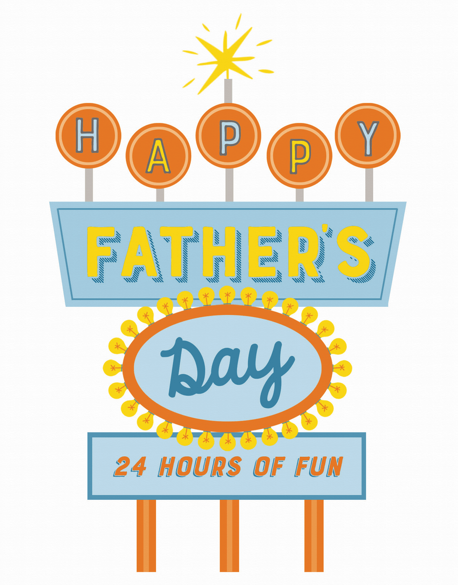 Father's Day Fun Sign