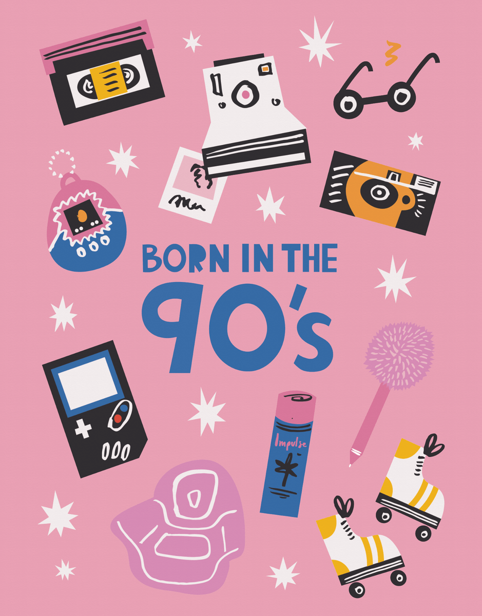 Born In The Nineties
