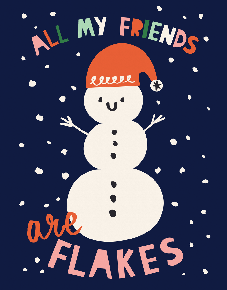 My Friends Are Flakes