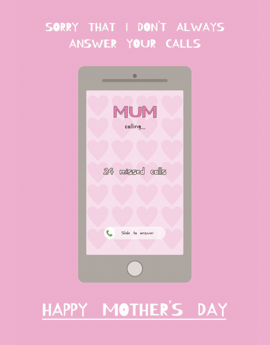 Mom Calling