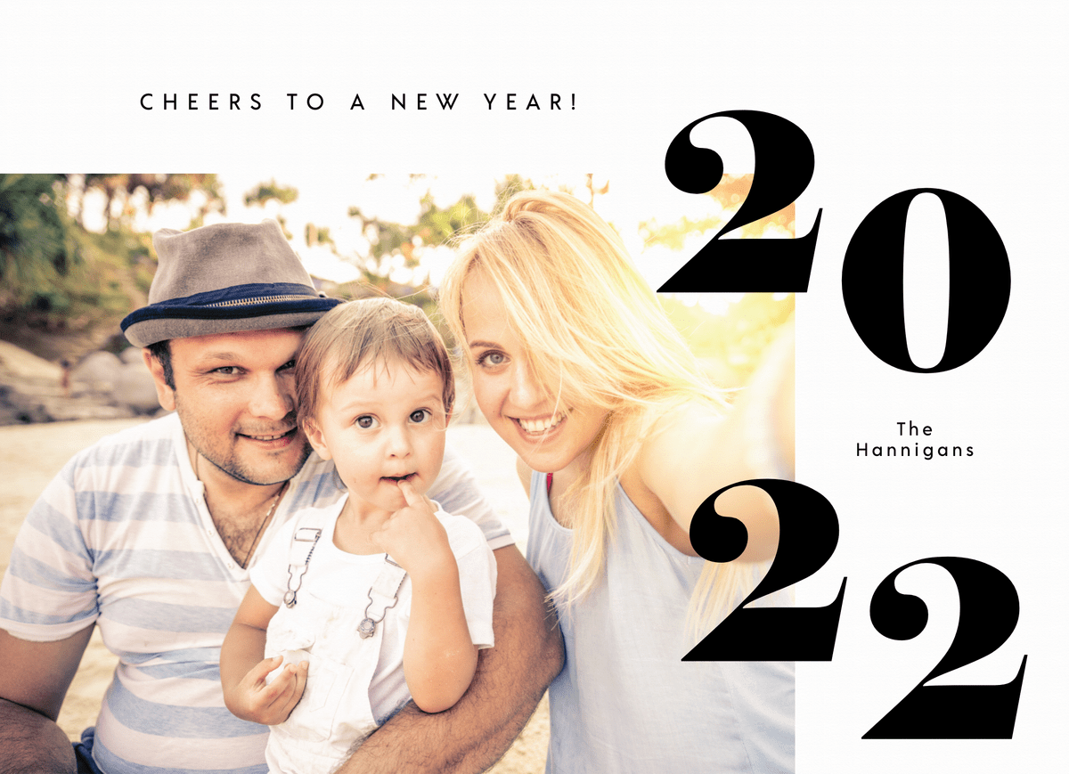 Big Bold New Year