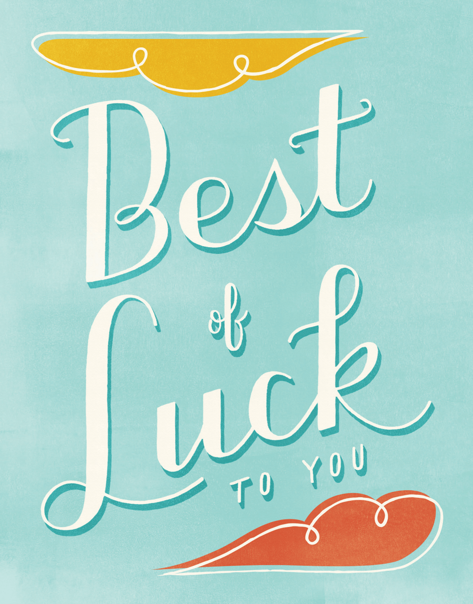 Best Of Luck