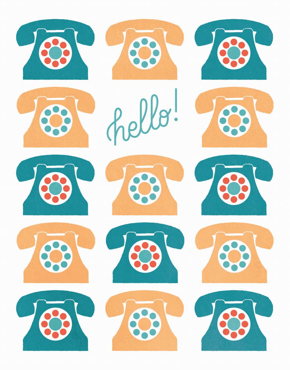 Hello Telephones