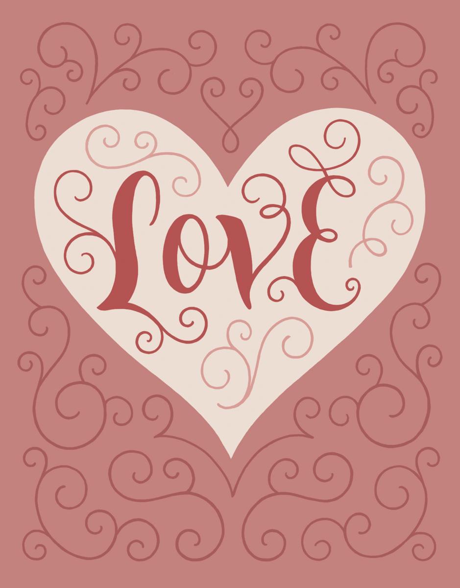 Embellished Love