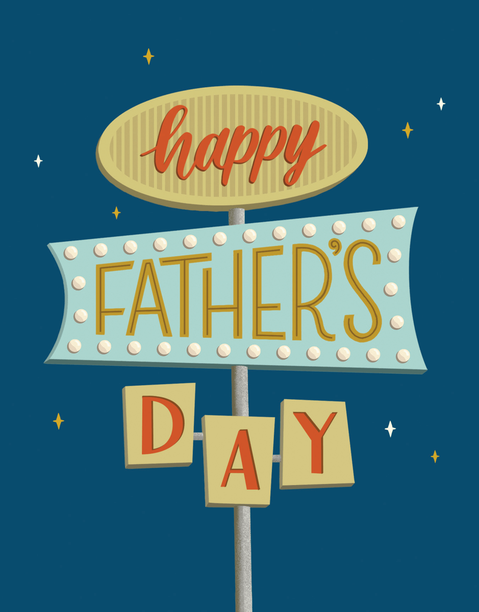 Father's Day Signs