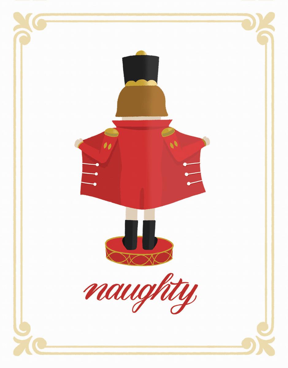 funny naughty christmas card