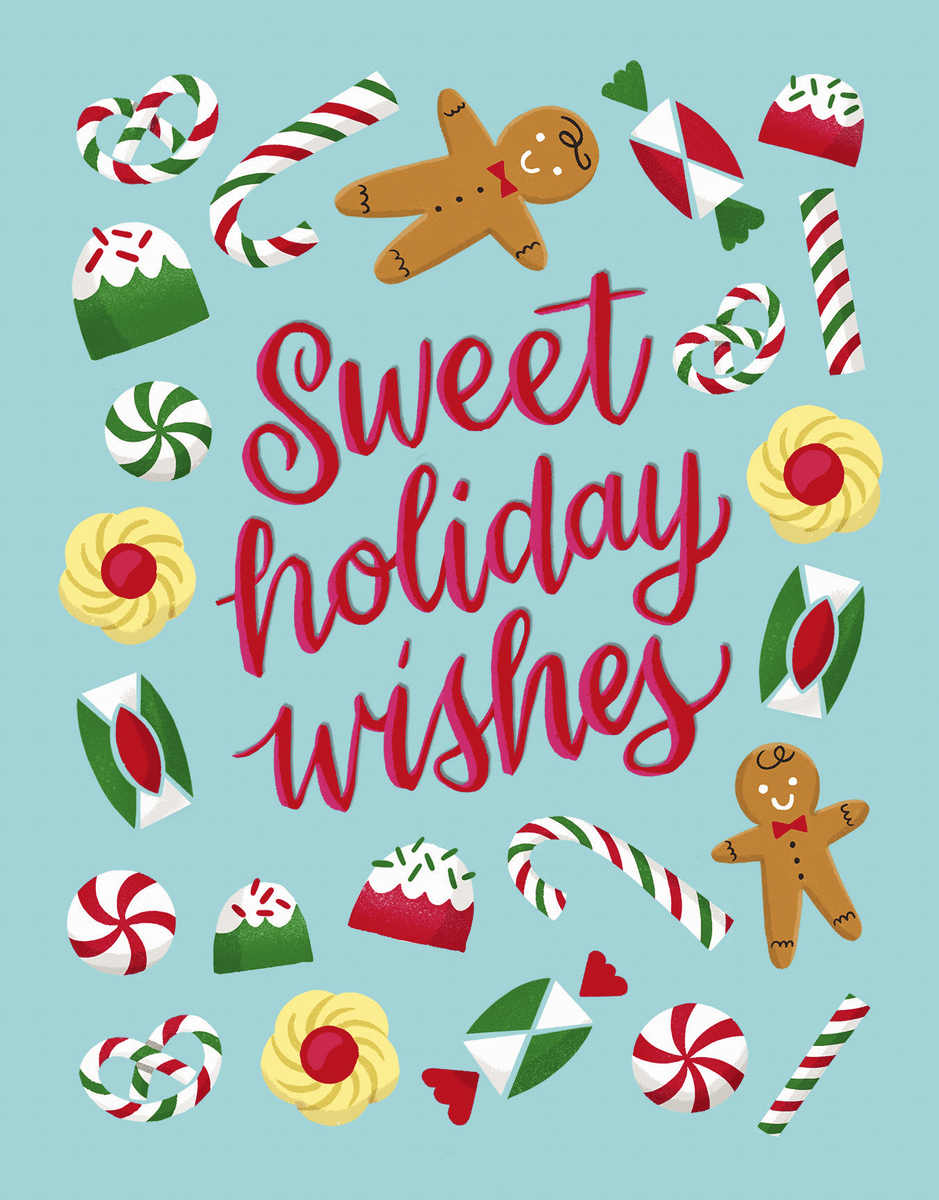 Sweet Holiday Wishes