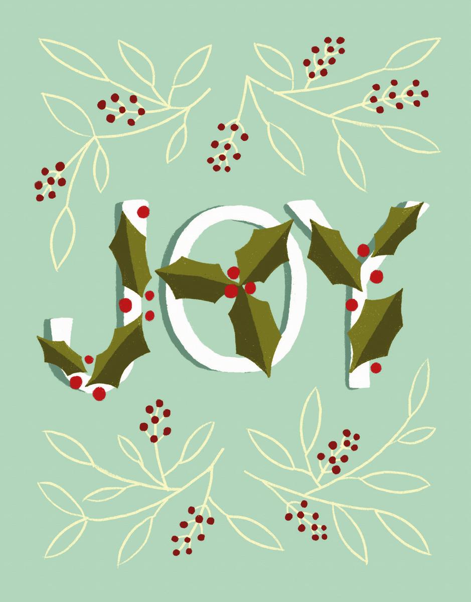 Greenery Berries