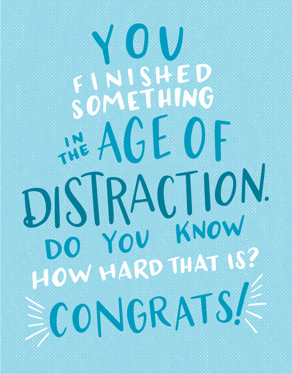 Age Of Distraction