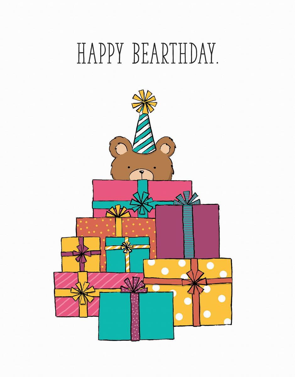 Happy Bearthday