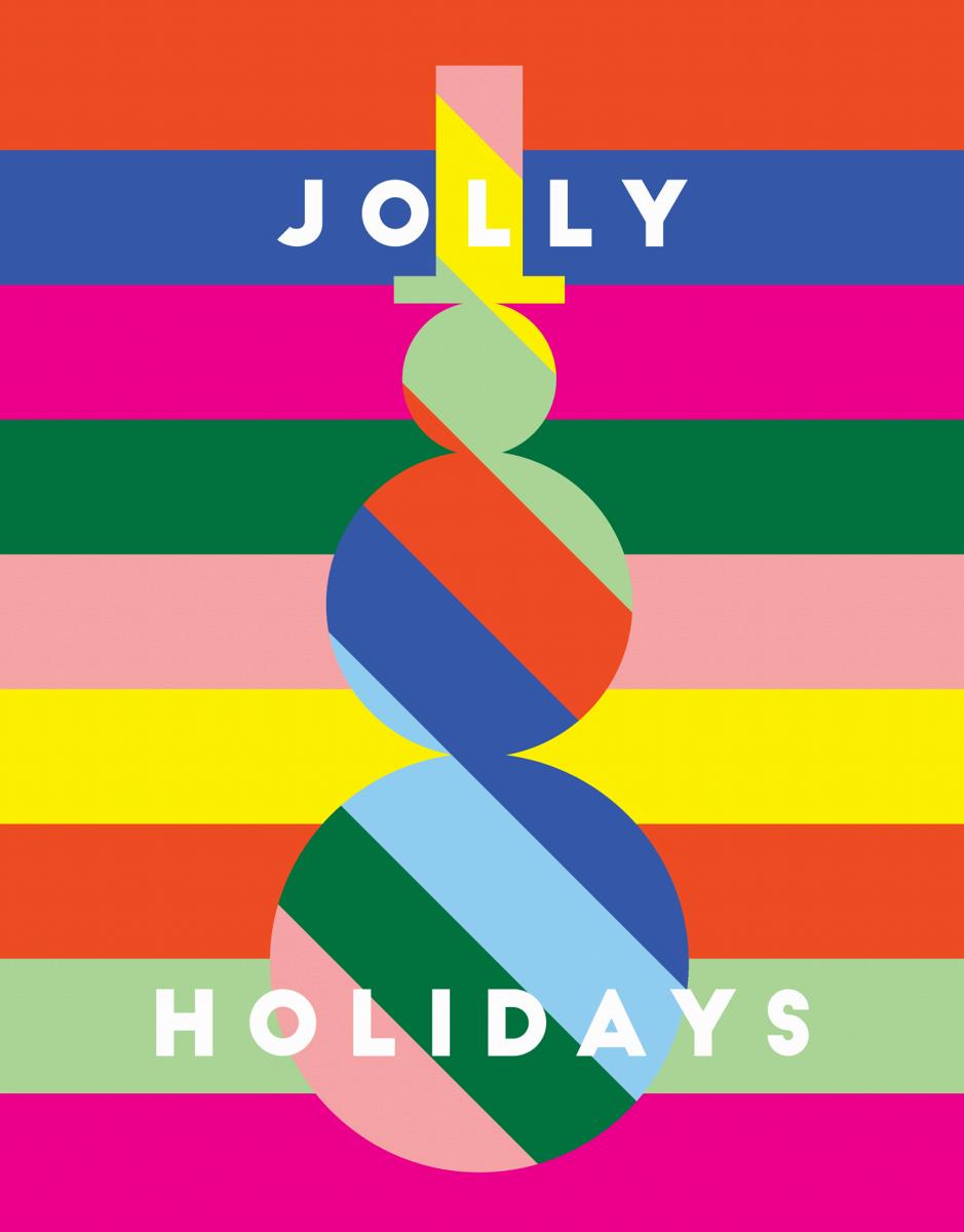 Jolly Holidays Snowman