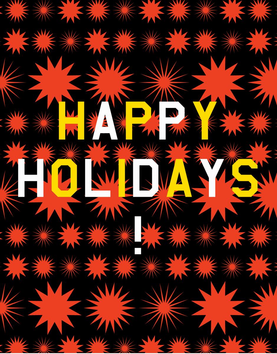 Starry Holidays