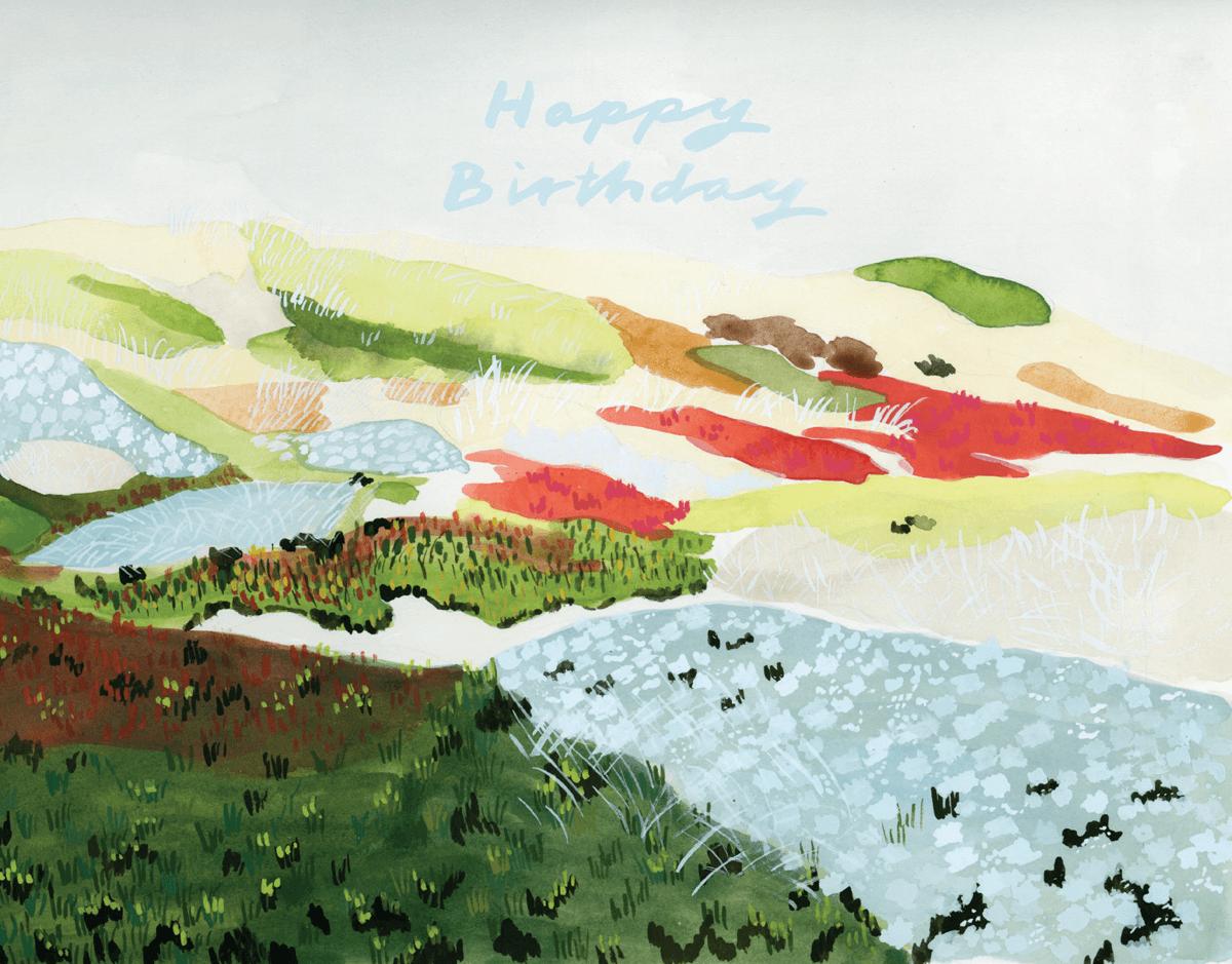 Beach Turf Birthday