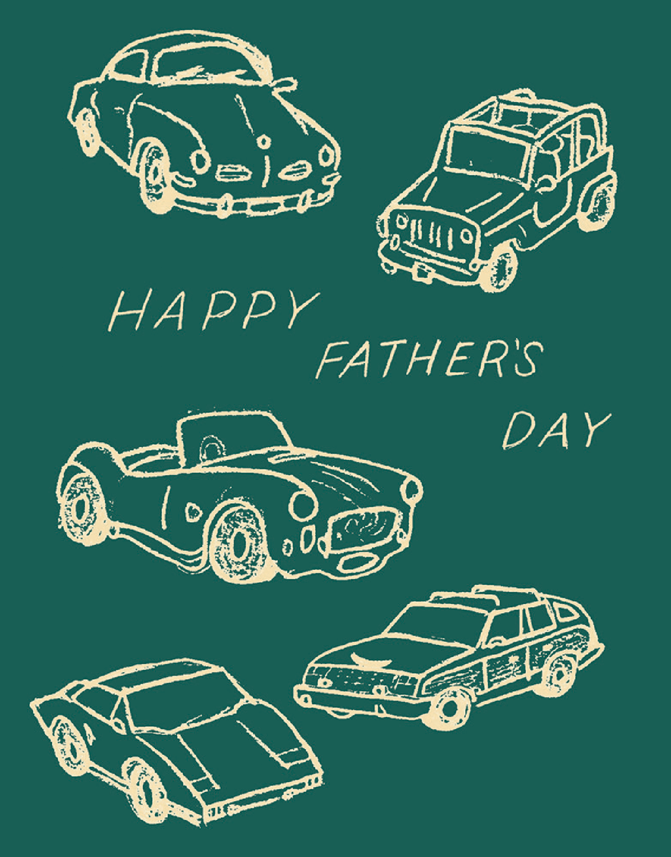 Father's Day Cars