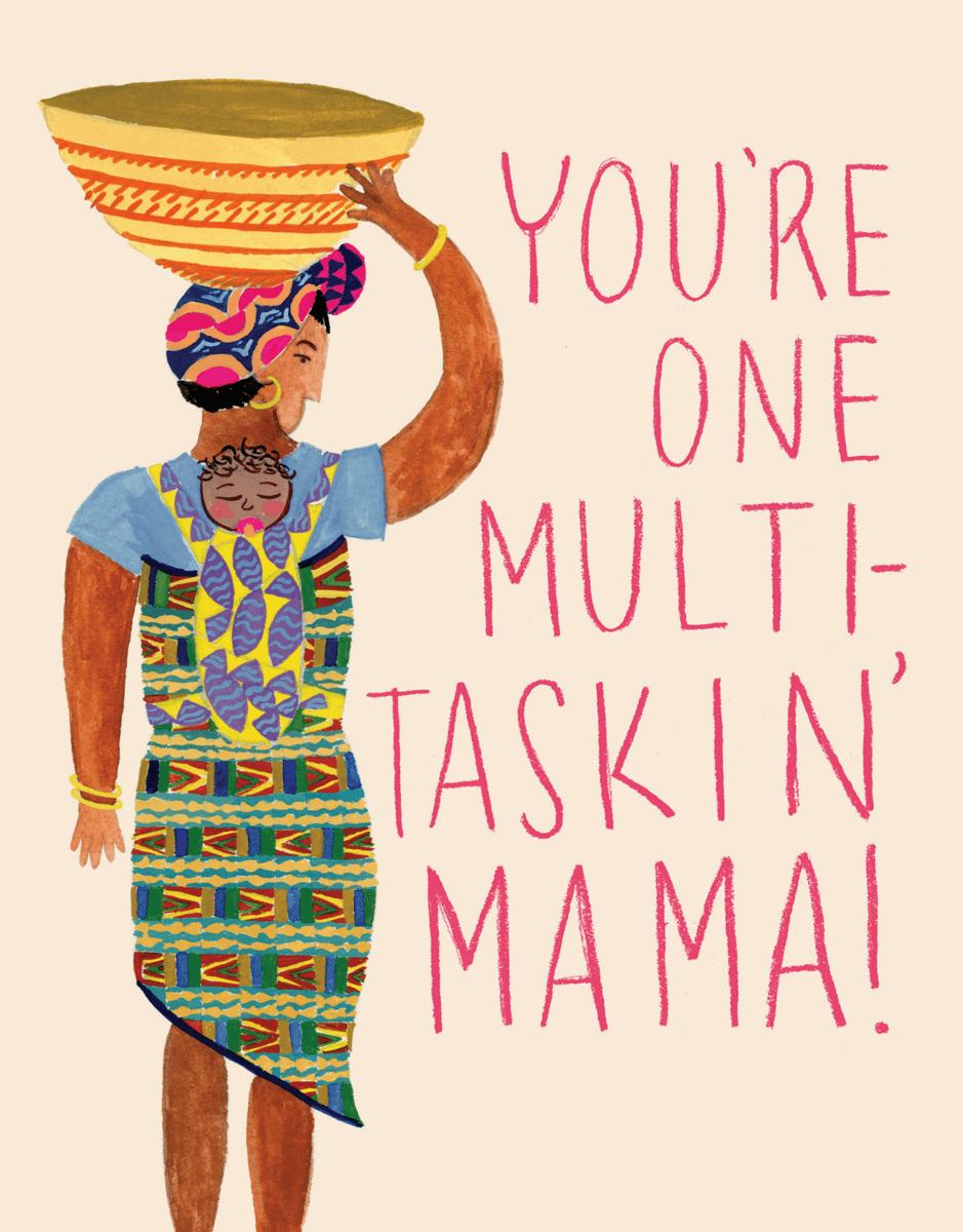 Multi-taskin' Mama