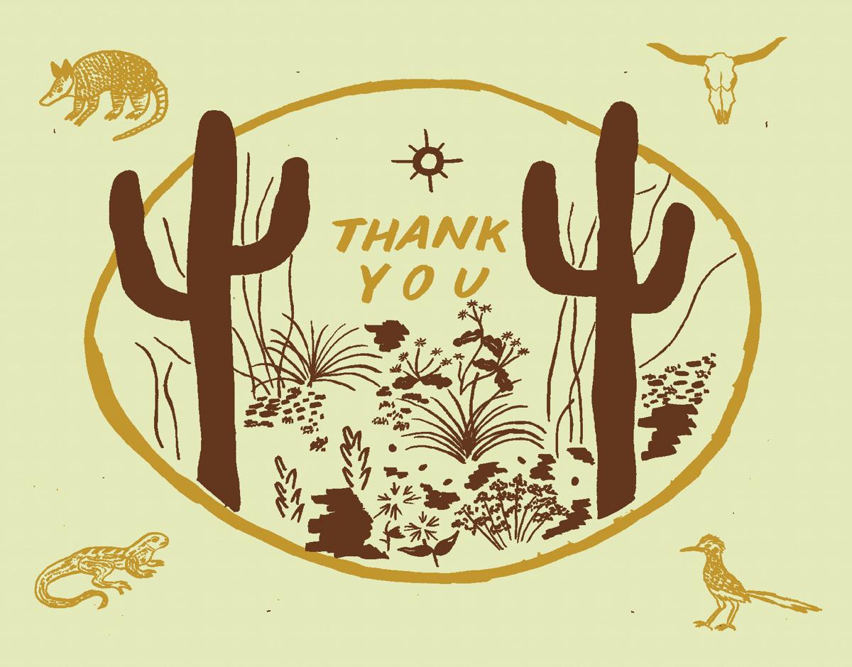 Sonoran Thank You