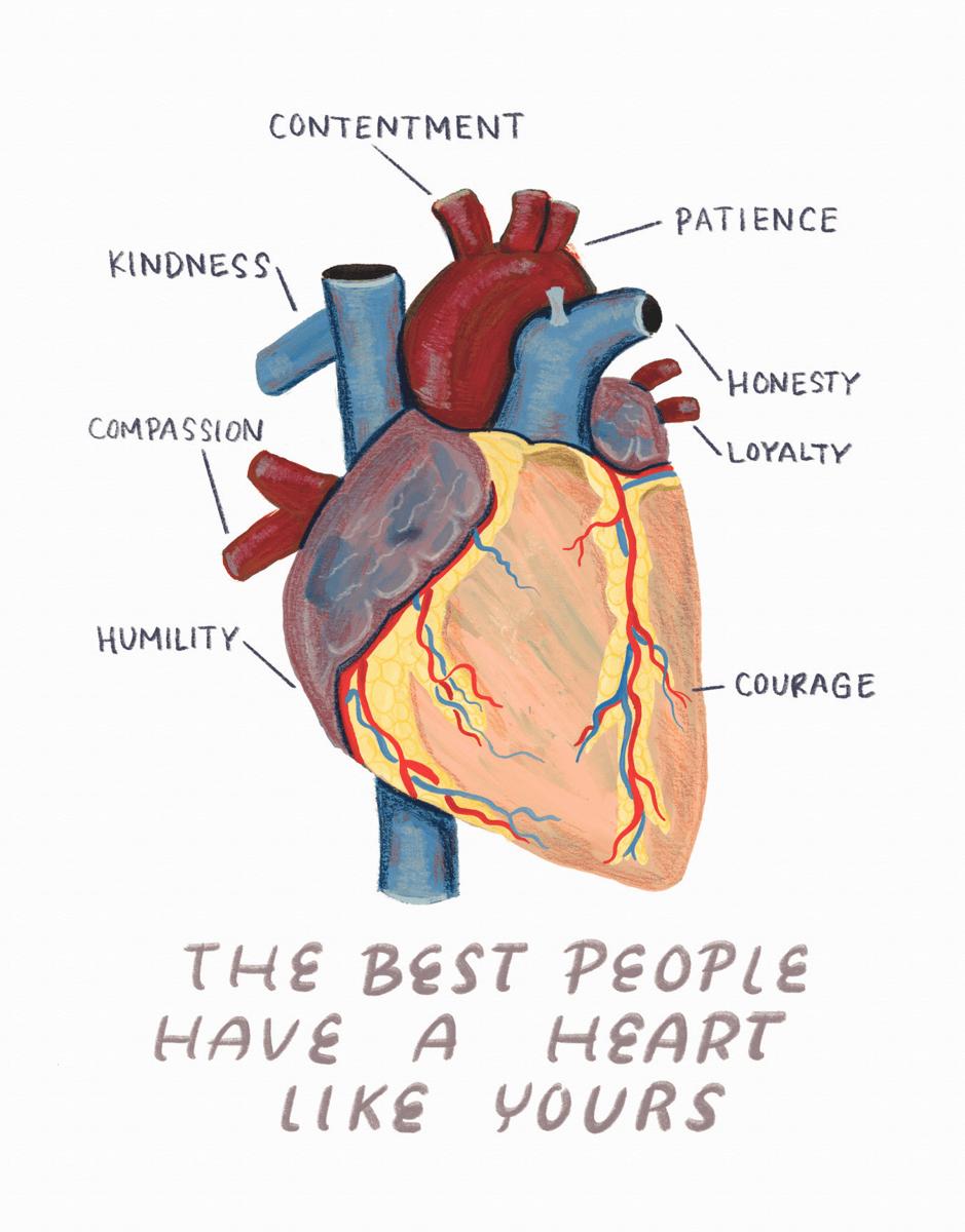 A Heart Like Yours