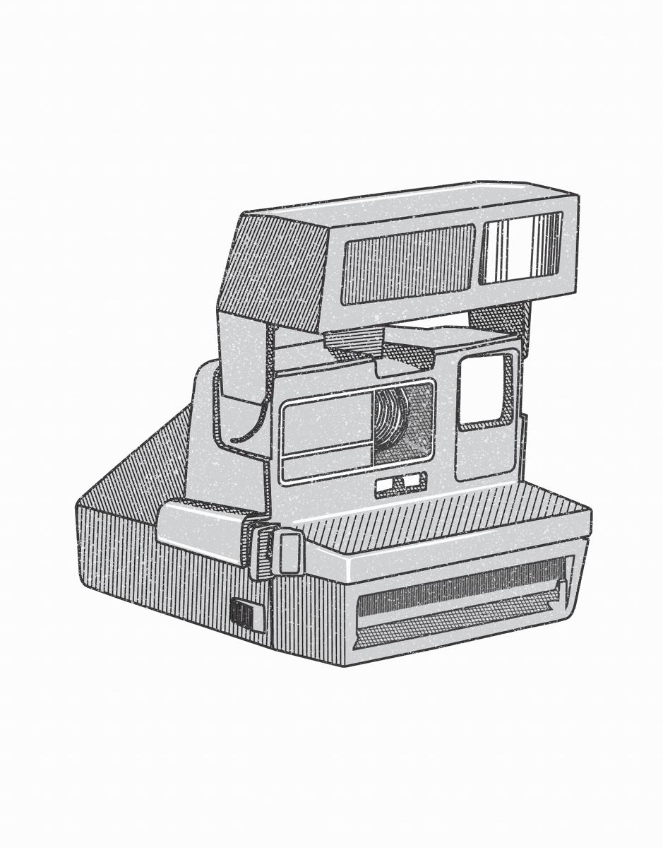 Retro Polaroid