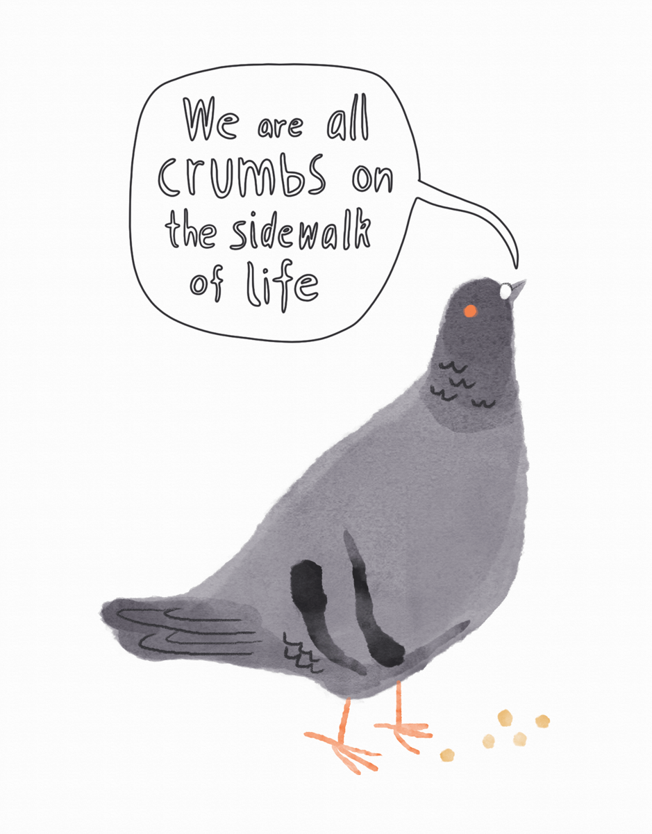 Existential Pigeon