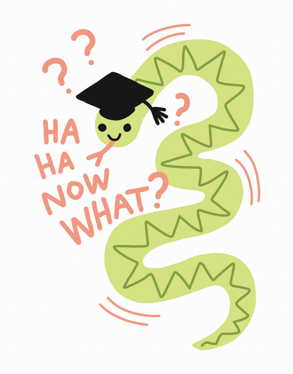 Graduation Snake