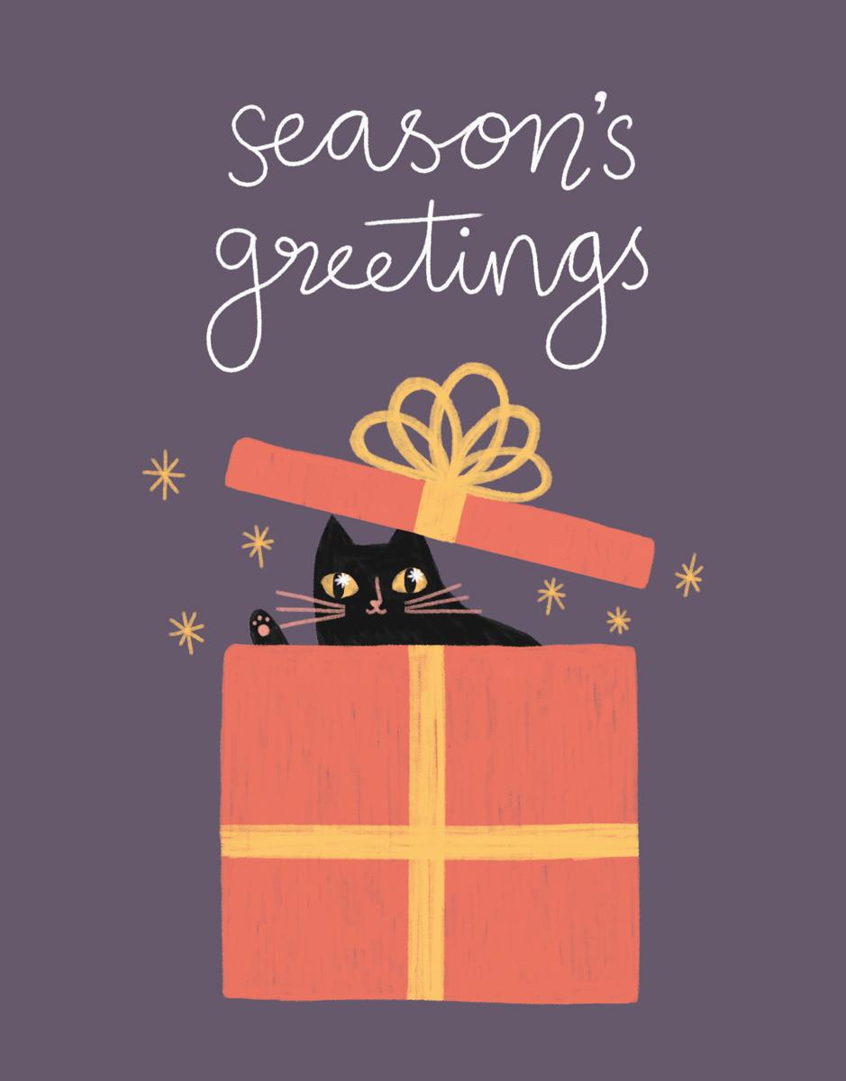 Cat Present
