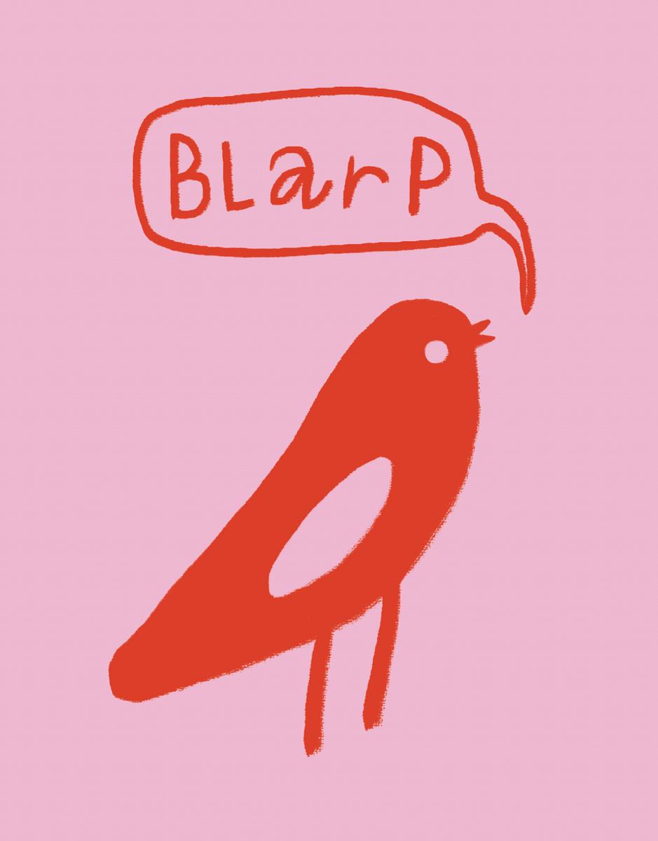 Blarp Bird