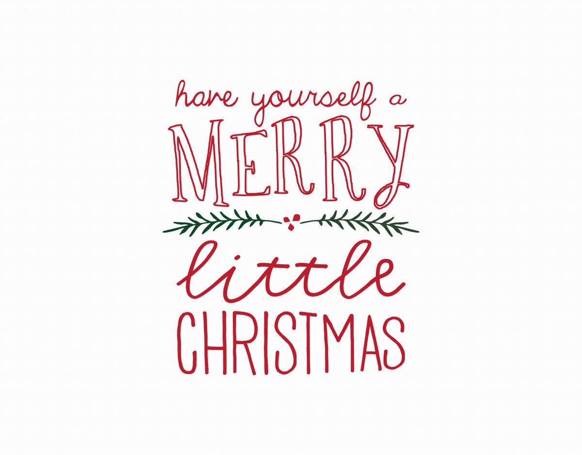 Merry Little Christmas