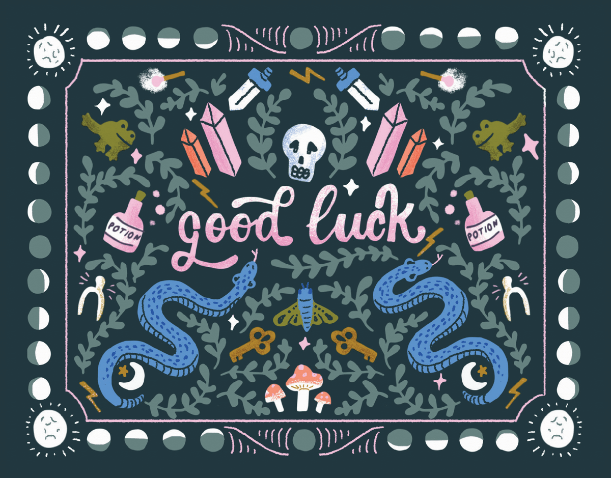Good Luck Charms