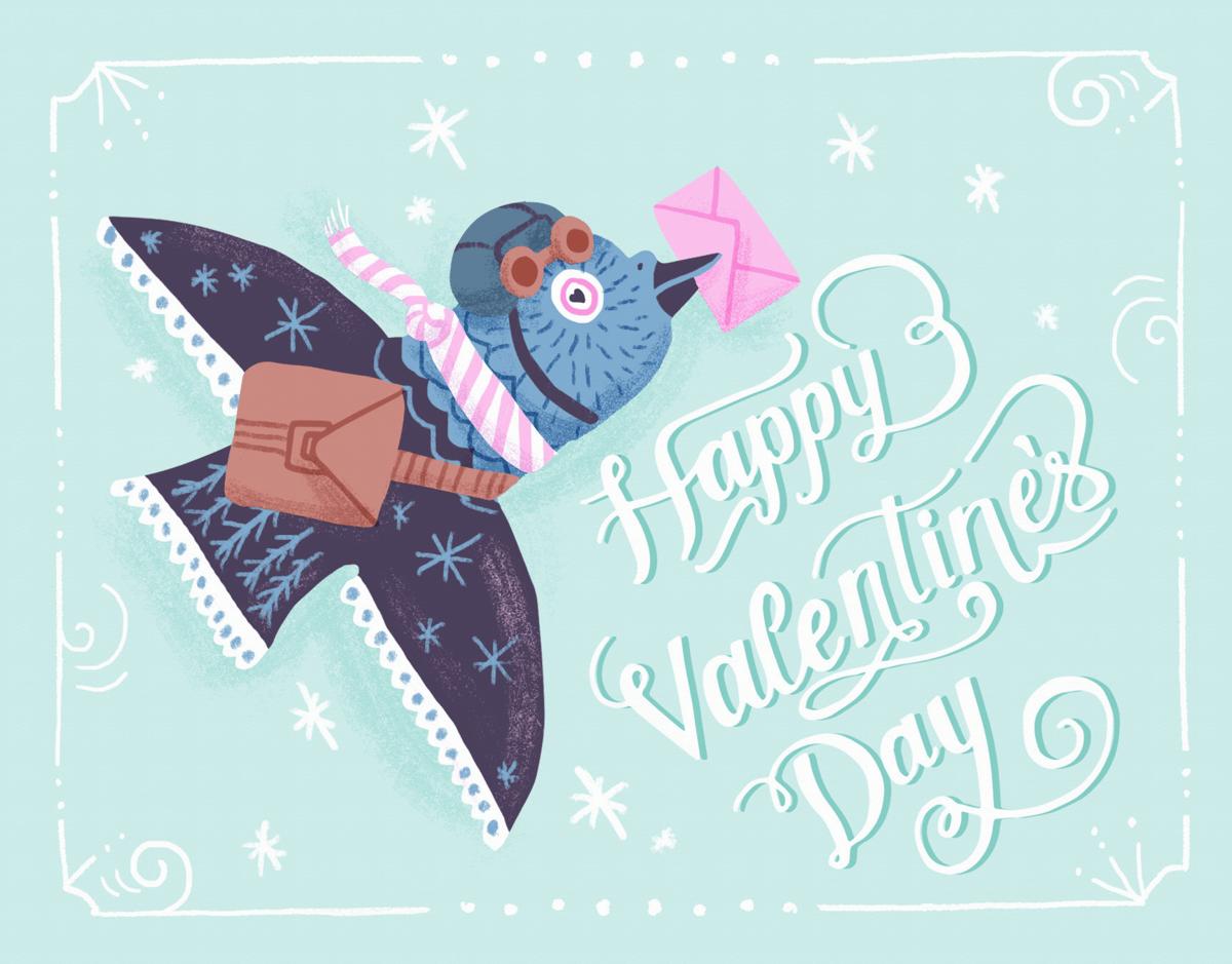 Valentine's Day Mail