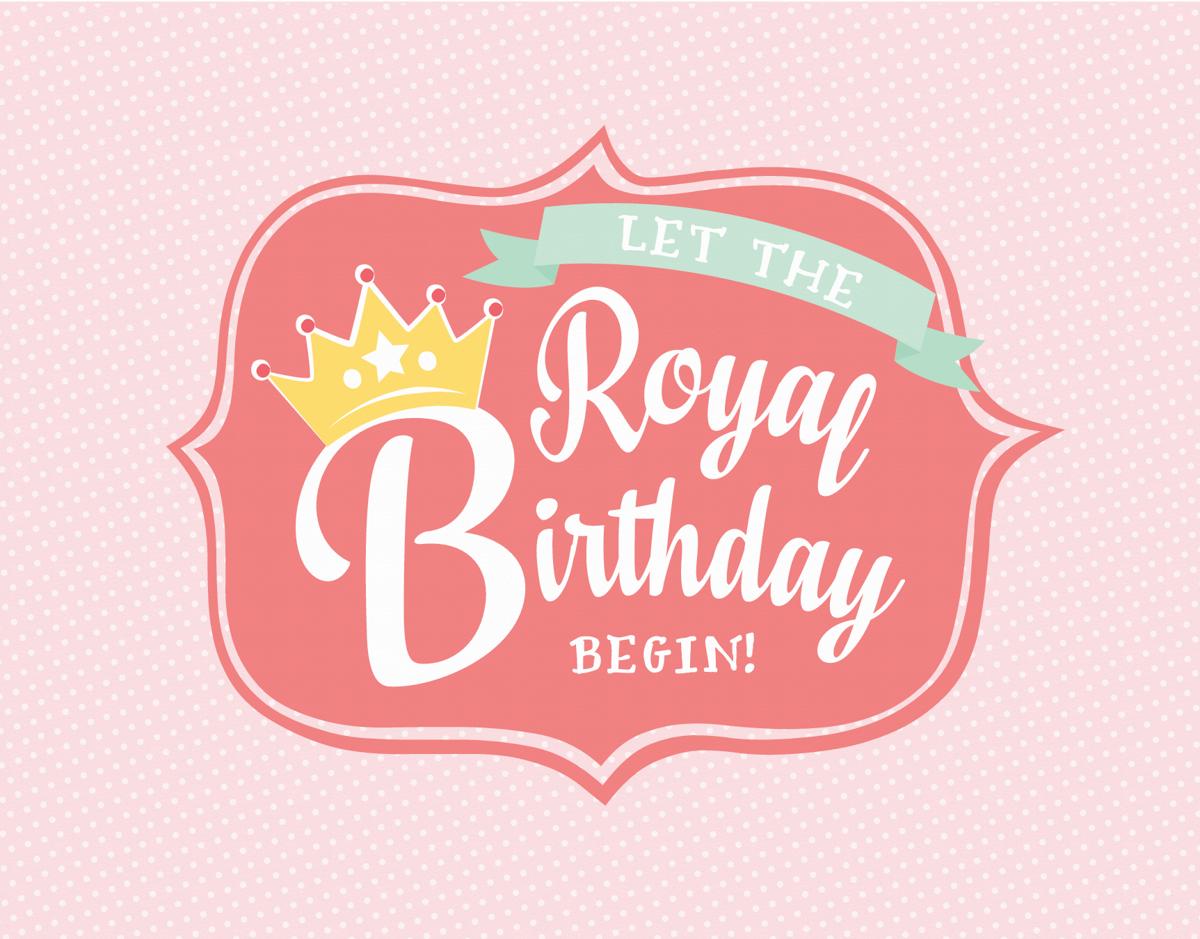 Royal Birthday