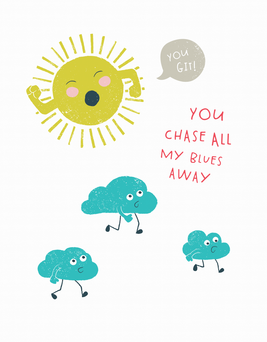 Chase The Blues