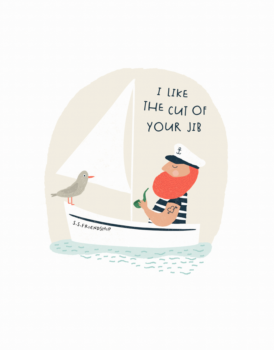 Cut Of Your Jib