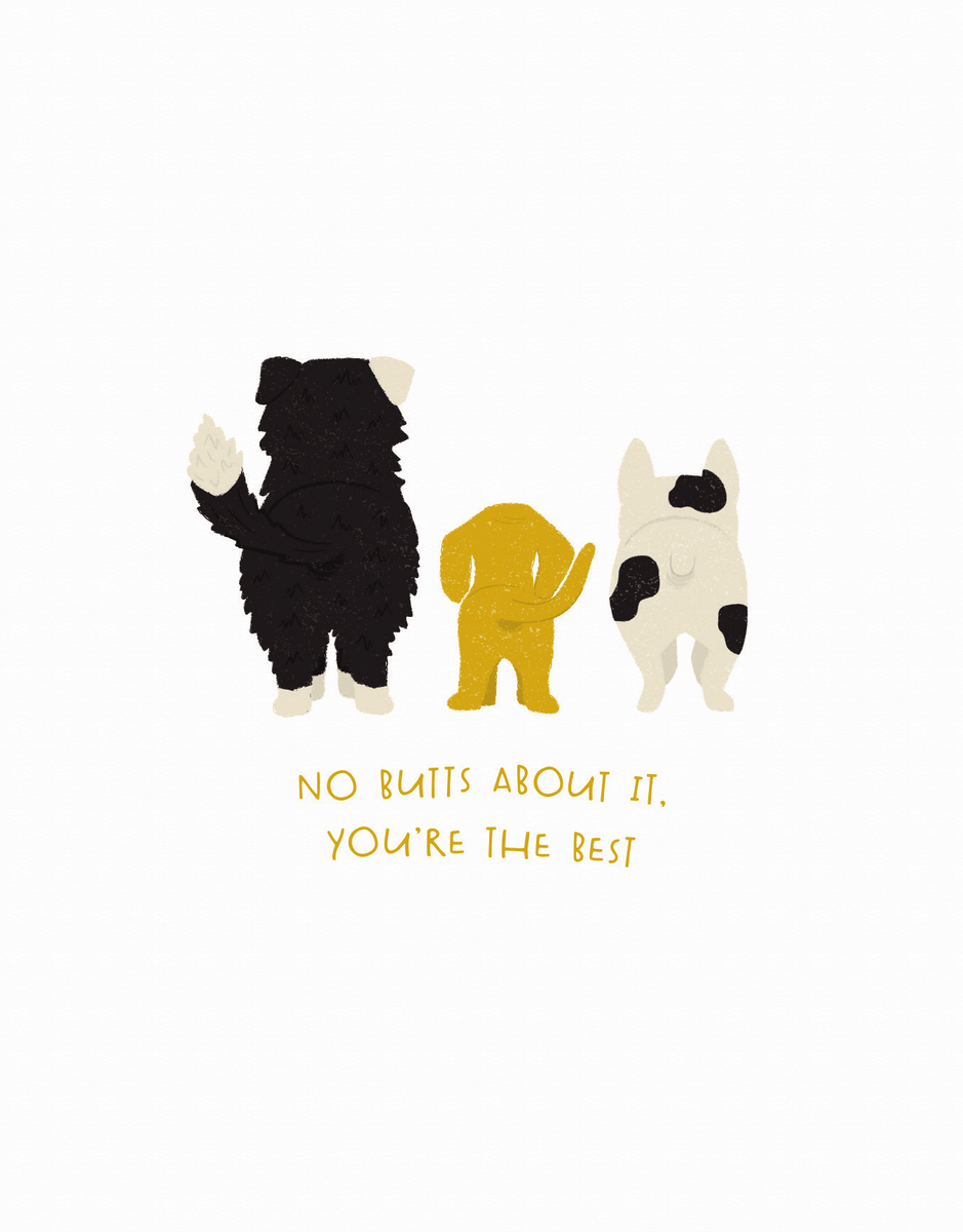 Dog Butts