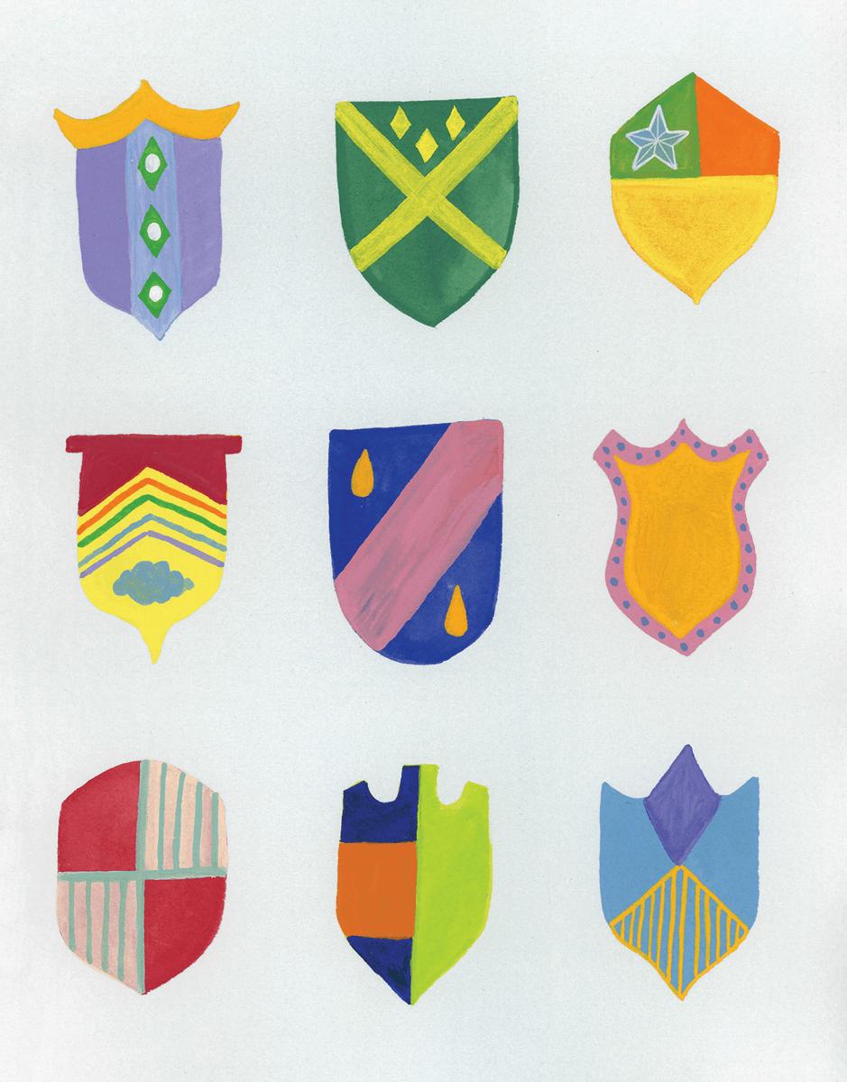 Crests