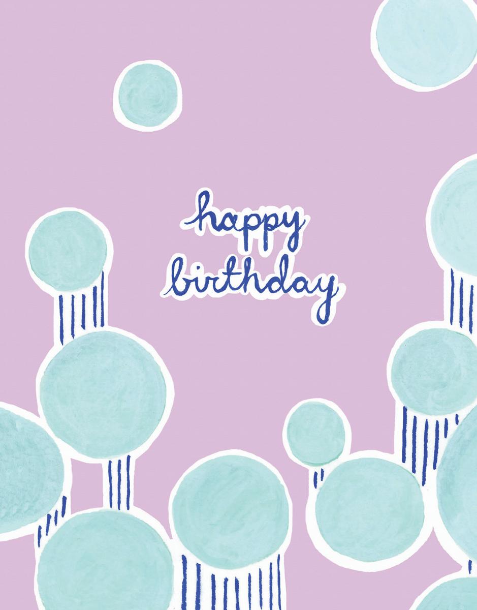 Birthday Circles
