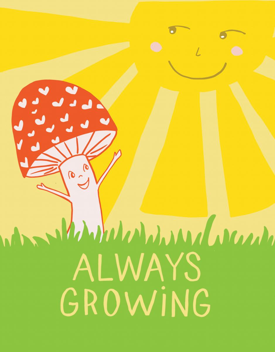 Always Growing