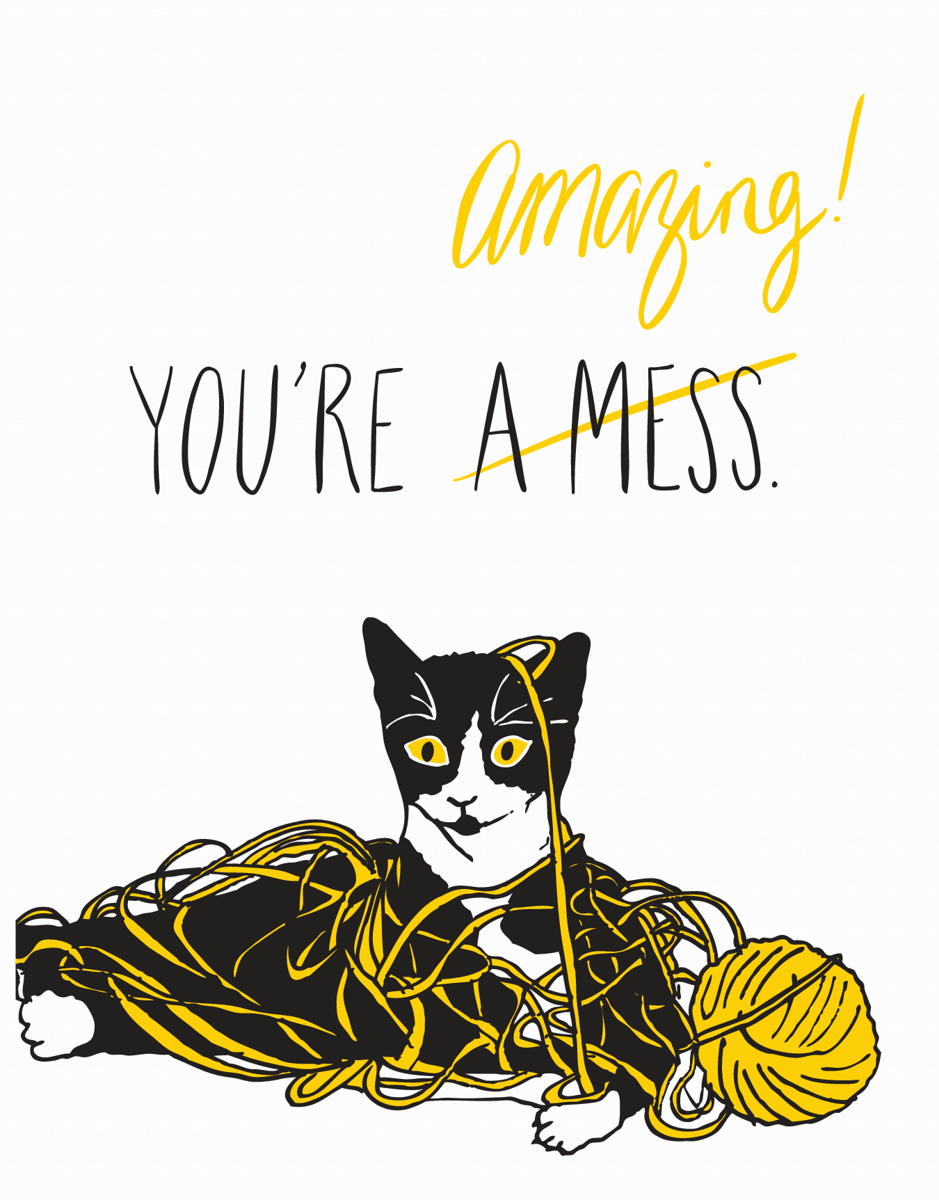 A Mess