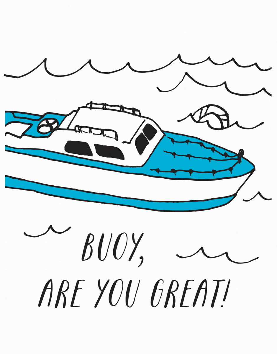 Buoy Great
