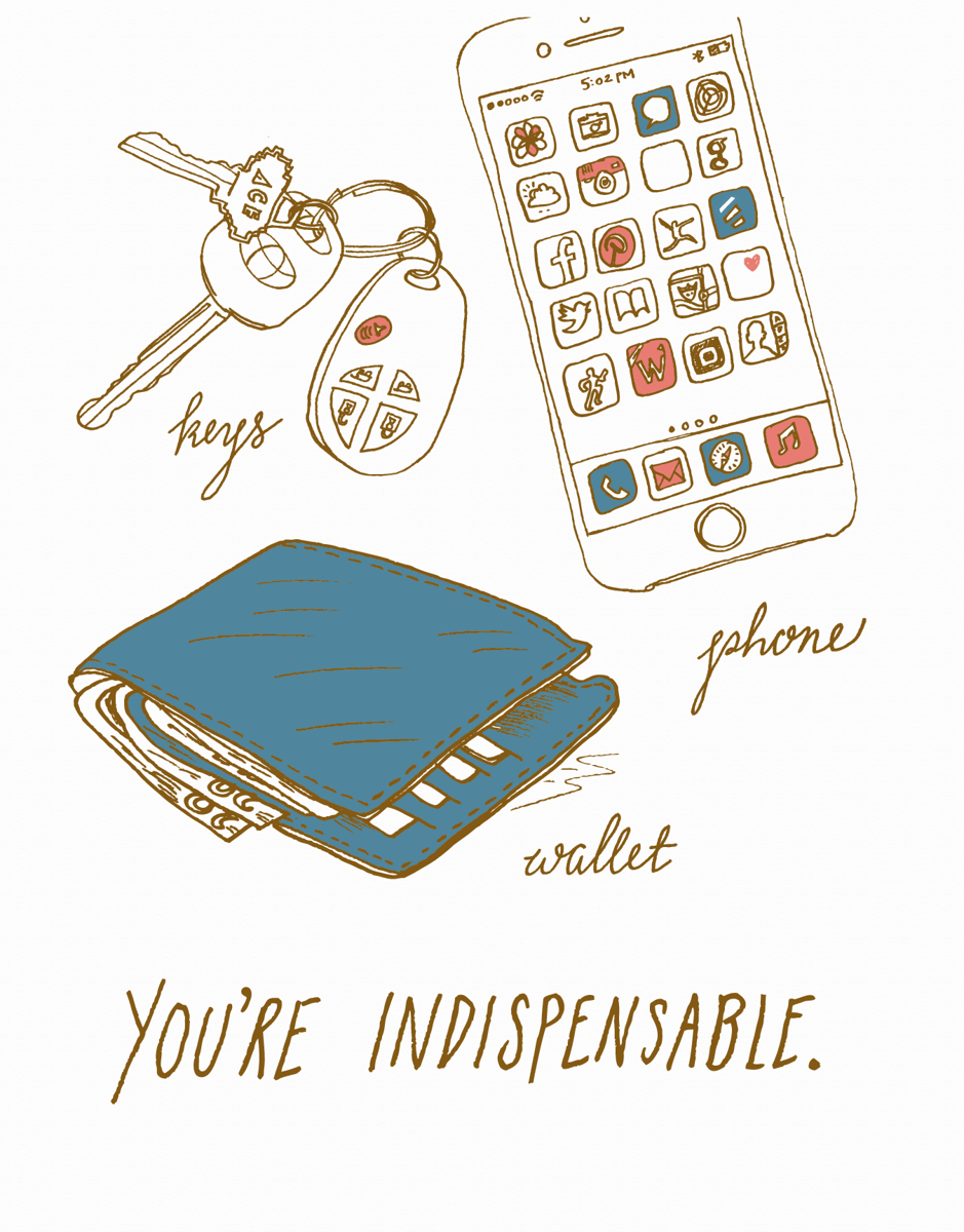 Indispensable