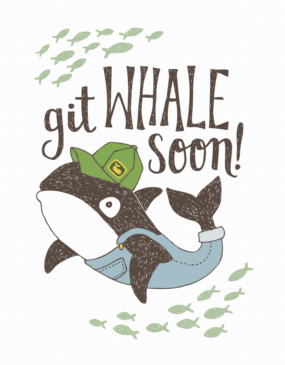 Git Whale Soon