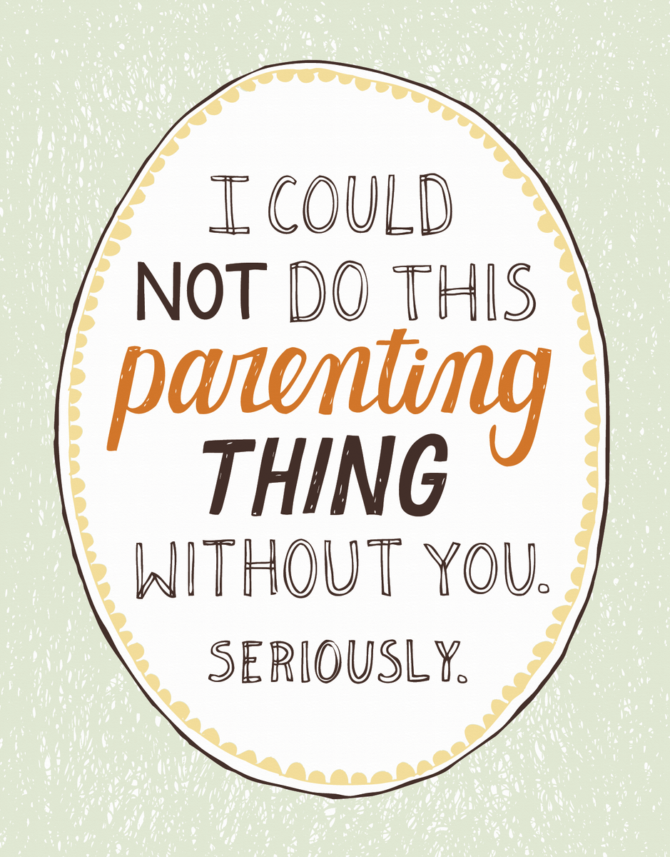 This Parenting Thing