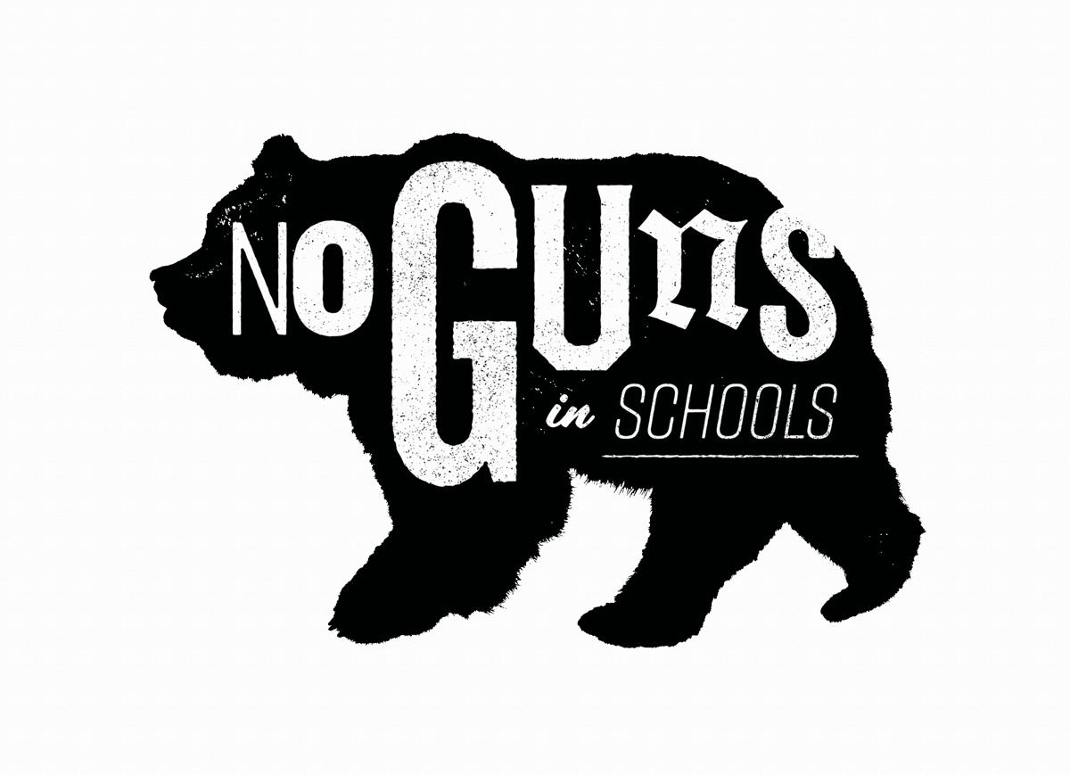 No Guns In Schools