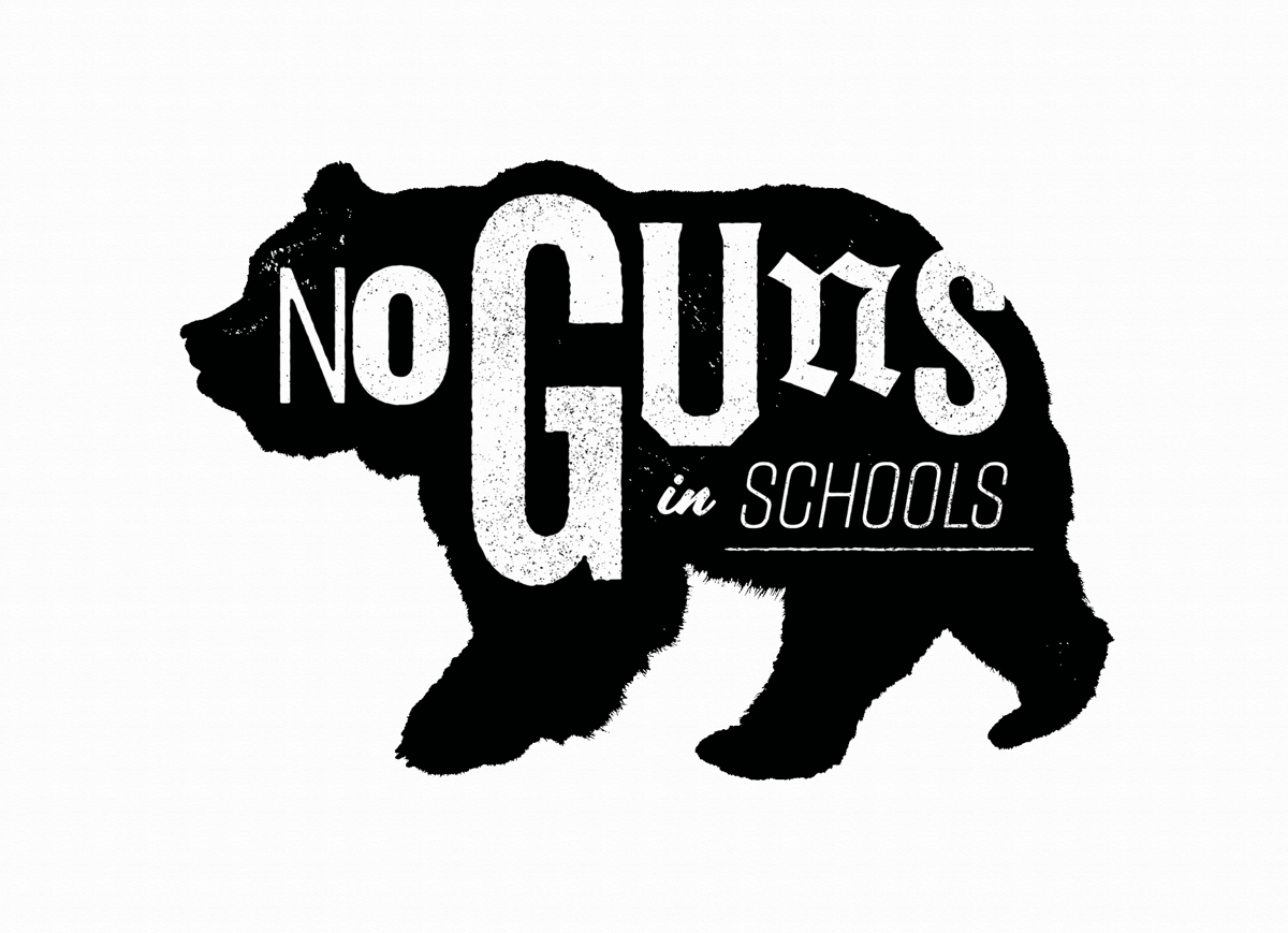 No Guns In Schools