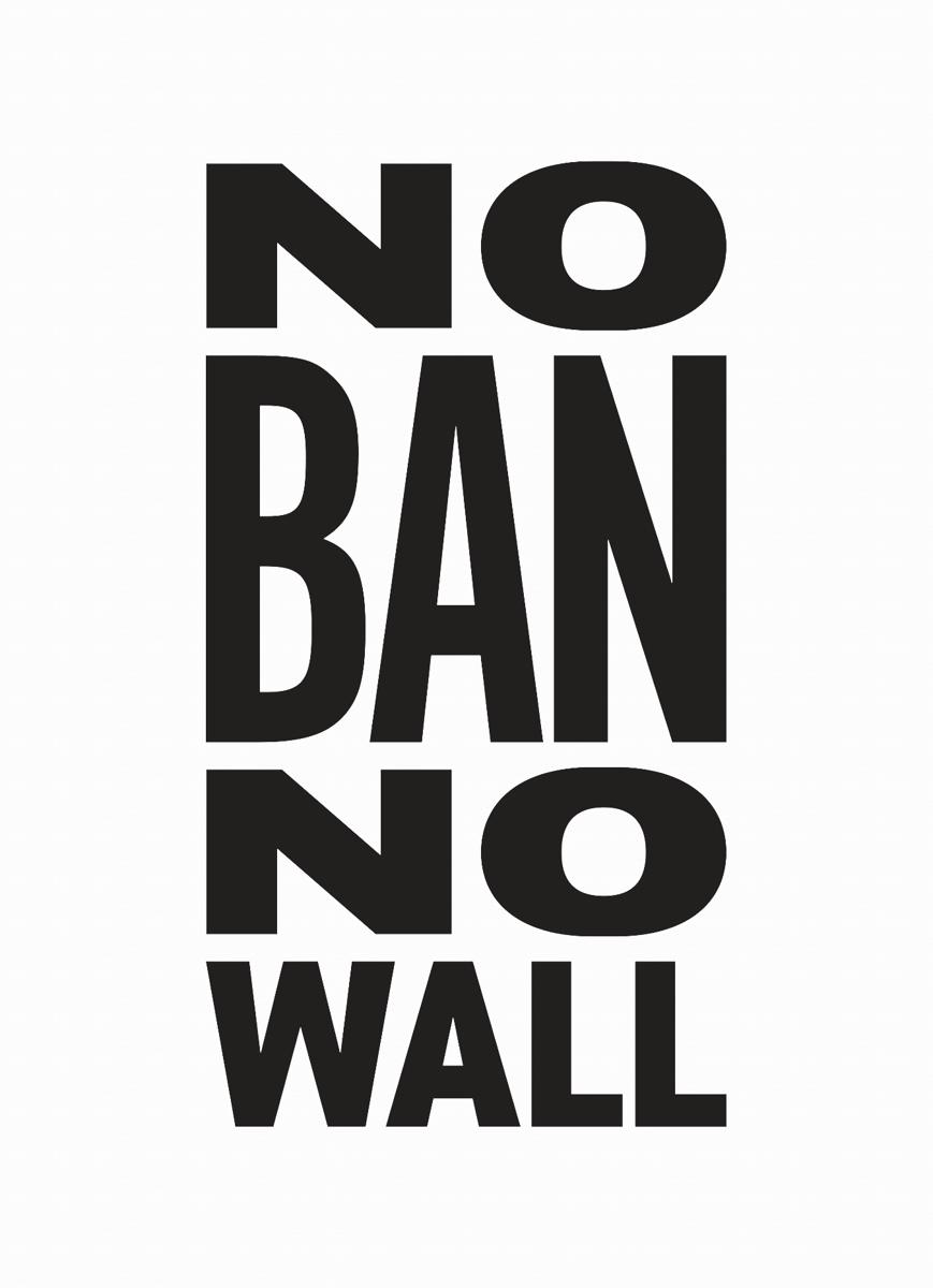 No Ban No Wall