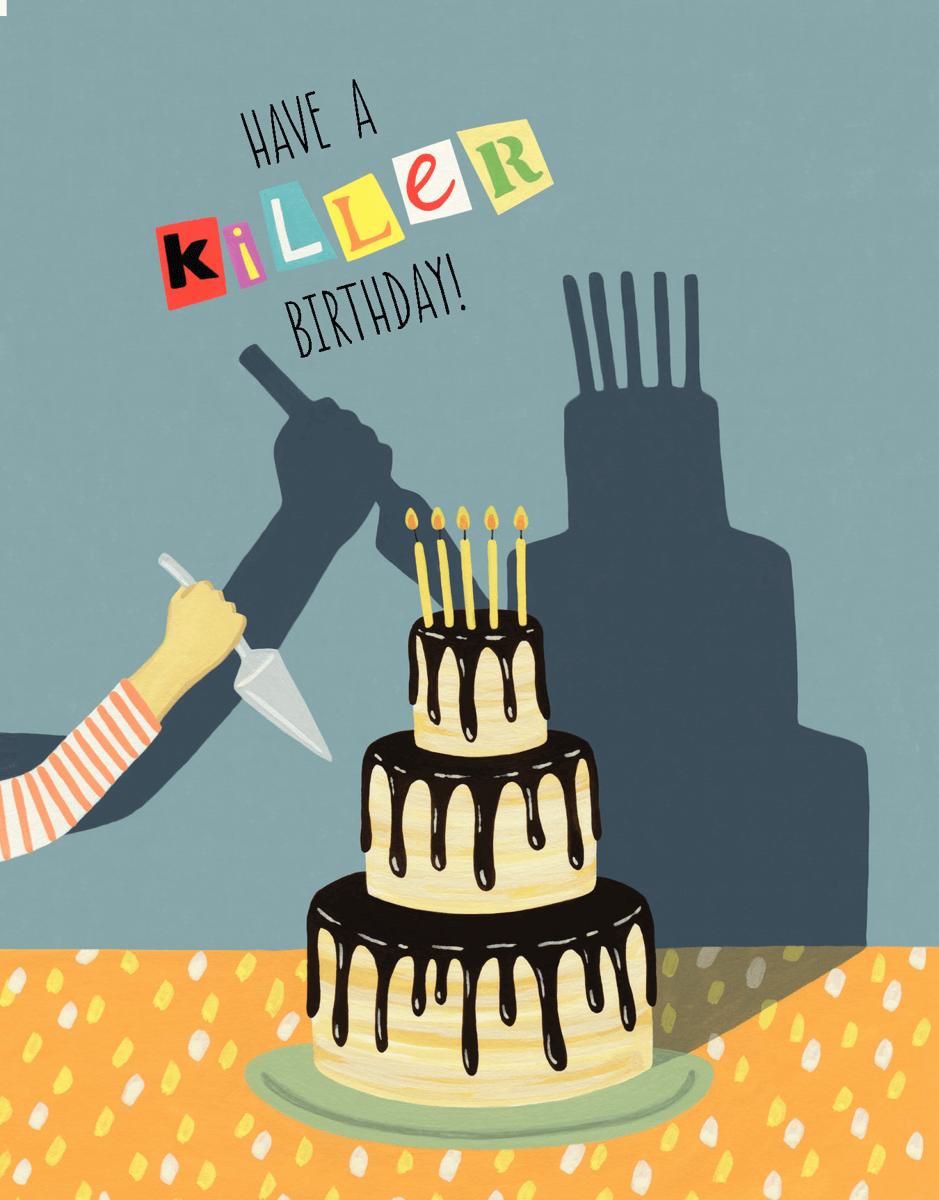 Killer Birthday