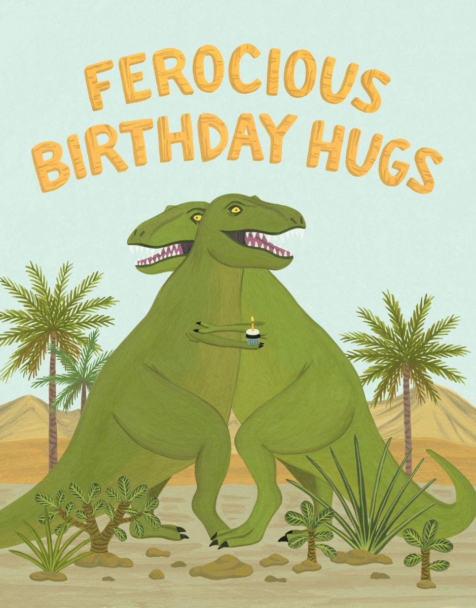 T-Rex Birthday
