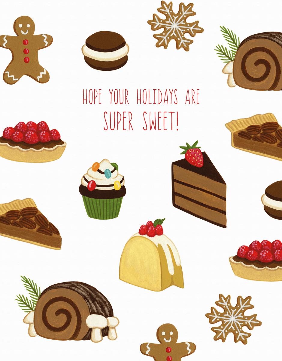 Super Sweet Holidays