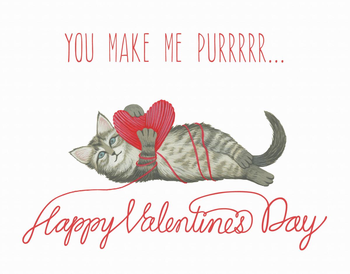 Kitten Valentine